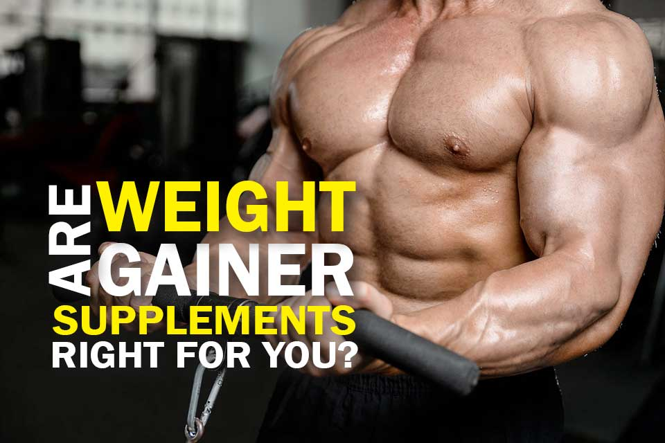 Mass Gainer Supplements Cover Image