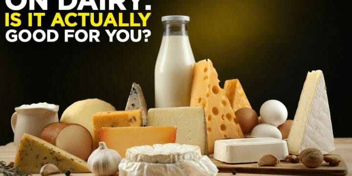 The Inside Scoop On Dairy: Is It Actually Good For You?