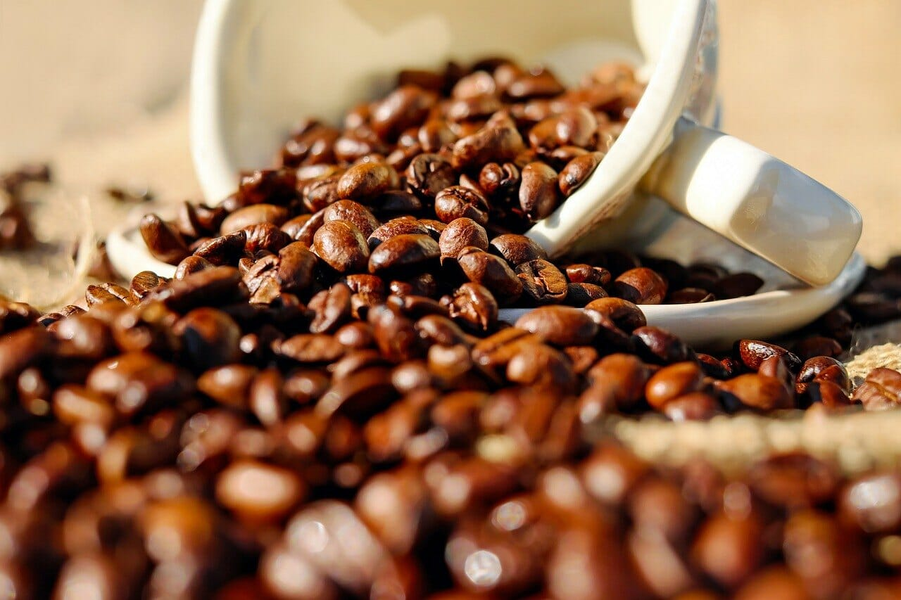 Coffee is just one way to get caffeine into your body.