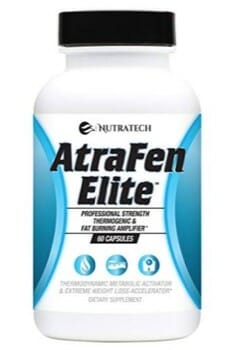 Atrafen Elite – Professional Formula Fat Burner Diet Pill