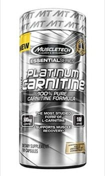 MuscleTech Platinum 100% Carnitine Formula