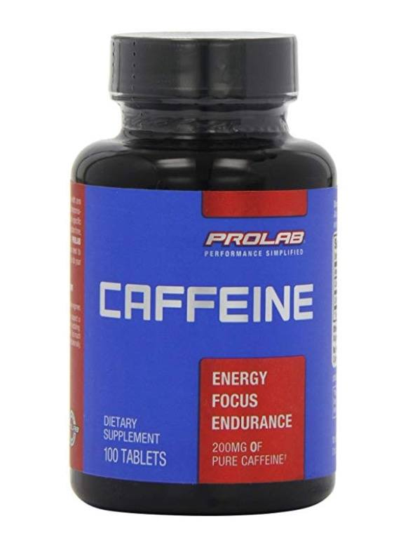 Prolab Caffeine Tablets