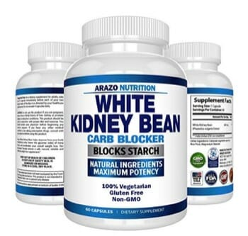 White Kidney Bean Extract - Carb Blocker