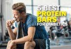 5 Best Protein Bars for Diabetics