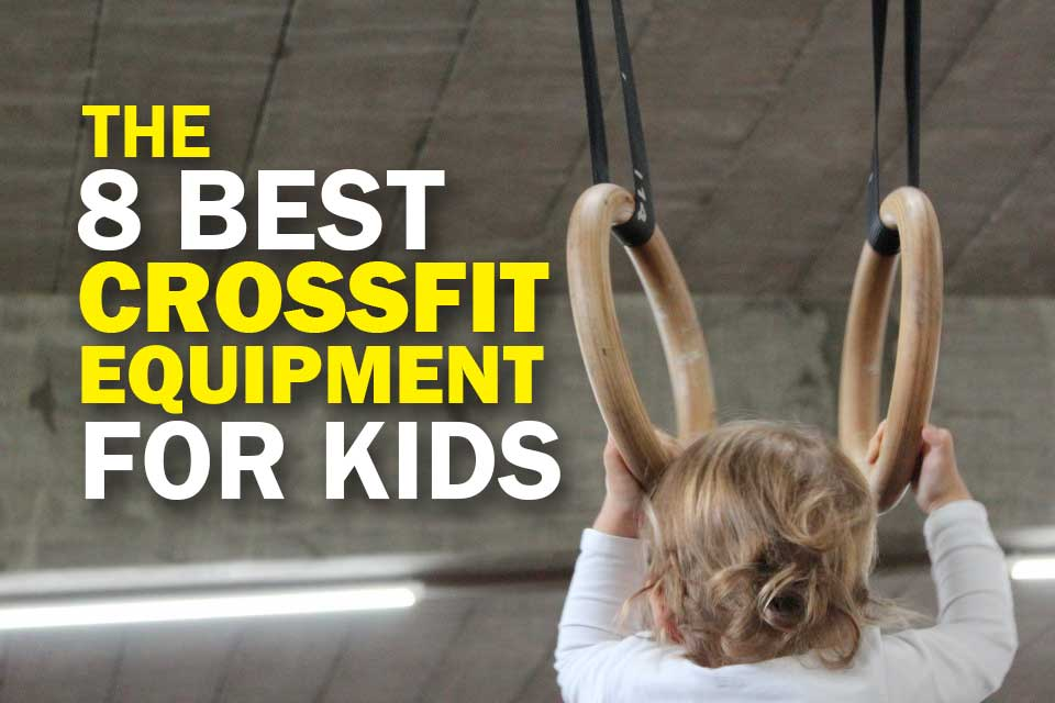 Best kids crossfit equipment cover image