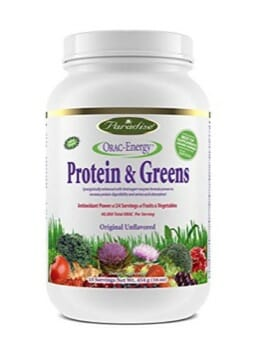 Paradise Herbs Orac Energy protein powder for toddler