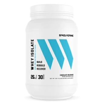 Swolverine Whey Protein Isolate