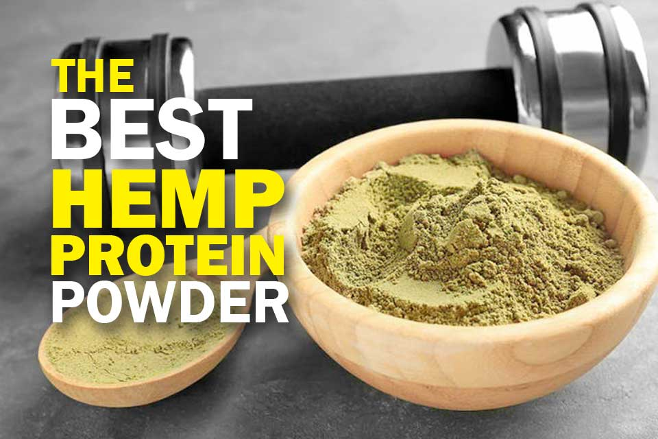 Best hemp protein powder featured image