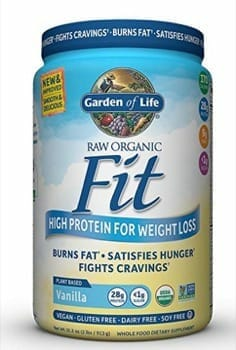Garden of Life Organic Meal Replacement - Raw Organic Fit