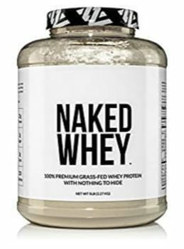 Naked Whey Unflavored