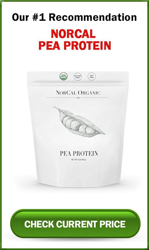 Norcal Pea Protein-sidebar