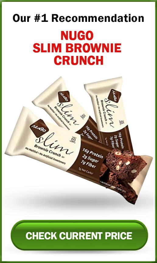 NuGO Slim Brownie Crunch-sidebar