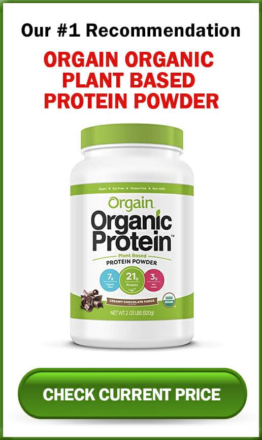 Orgain Organic Plant Based Protein Powder-sidebar