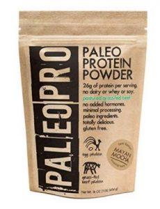 PaleoPro Sidebar