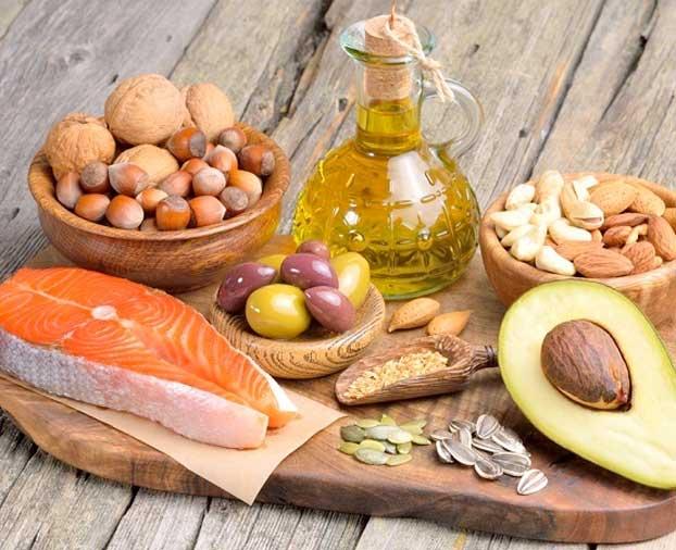 Main ingredients of keto diet
