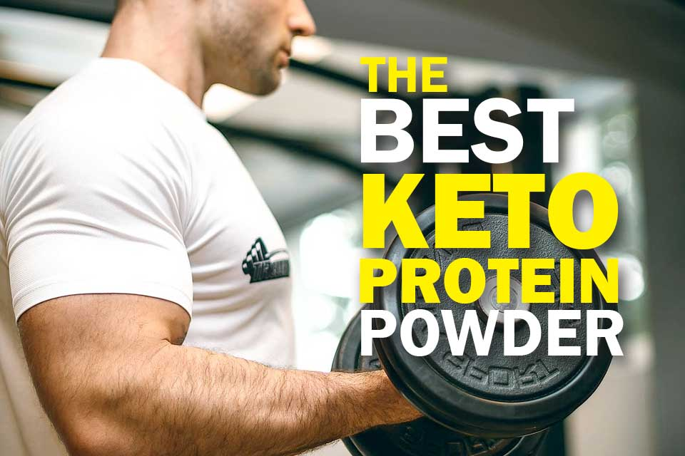Best Keto Protein Powders Cover Image