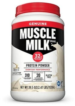 Muscle Milk supplement
