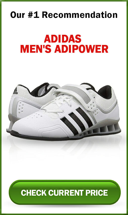 Adidas Men Adipower Sidebar