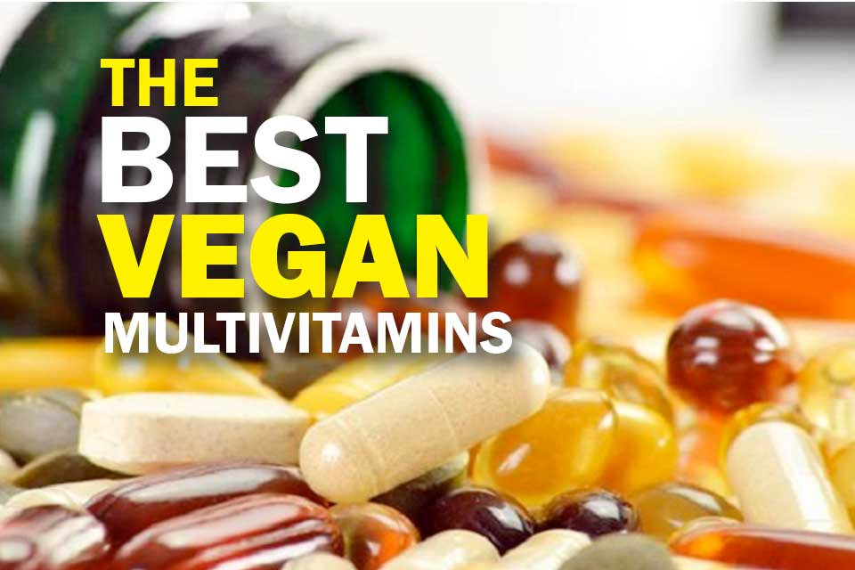 Best Vegan Multivitamins Cover Image