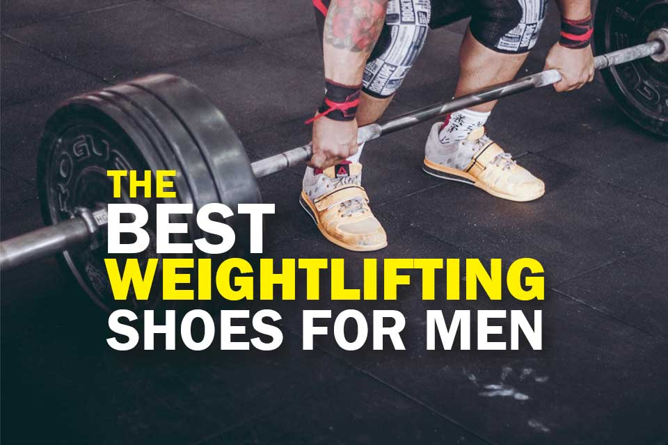 Best Weightlifting Shoes for Men Cover Image