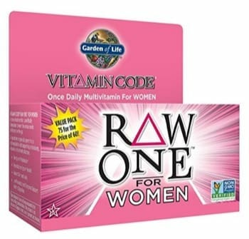Garden of Life Raw One for Women