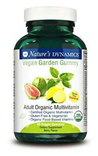 Nature's Dynamics Gummy - Vegan Vitamin