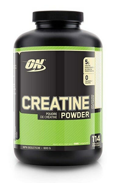 Optimum Nutrition Powder