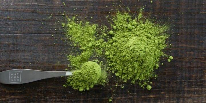best green superfood powder