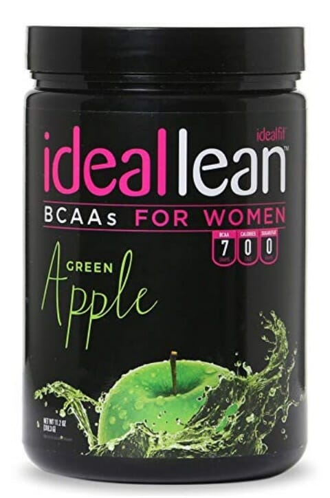 IdealLean BCAA For Women Bottle