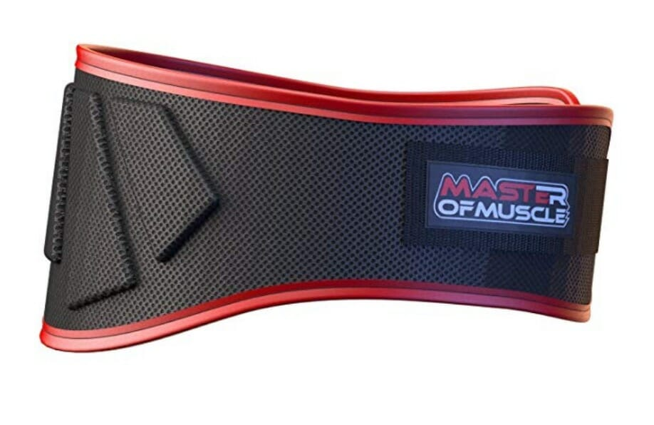 Master of Muscle Weightlifting Belt