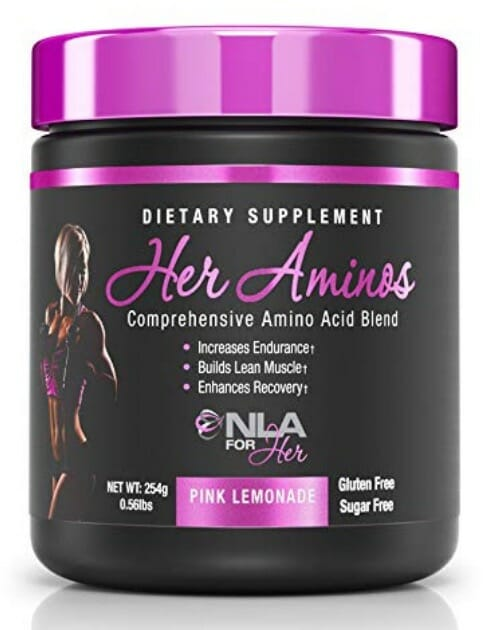 NLA for Her - Her Aminos Bottle