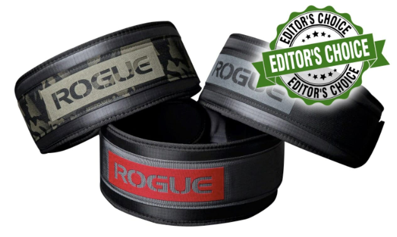 Rogue USA Nylon Lifting Belts