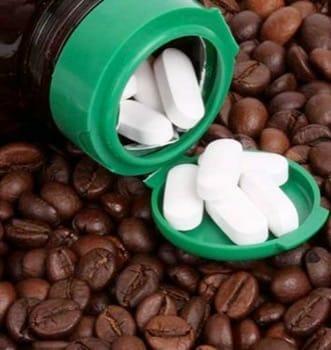 caffeine-pill