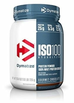 Dymatize ISO 100 Isolate