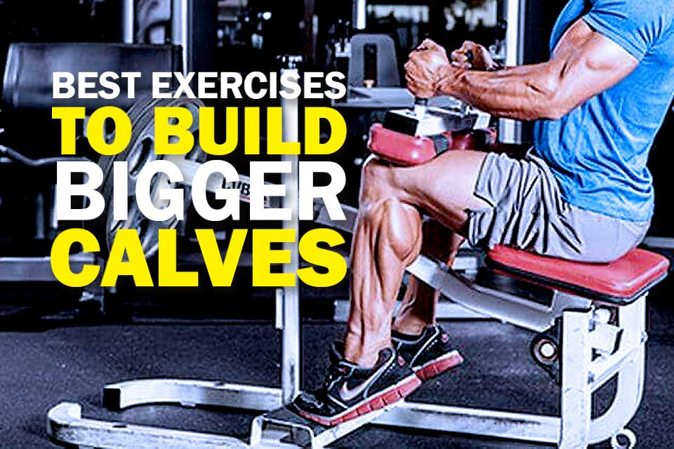 Exercises to Build Bigger Calves Cover Image