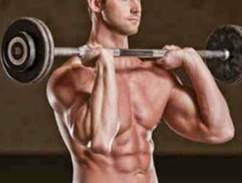 Reverse Grip Barbell Curls