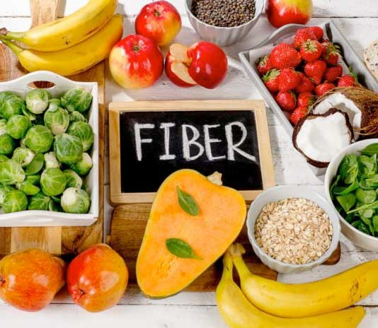 foods full of fibers