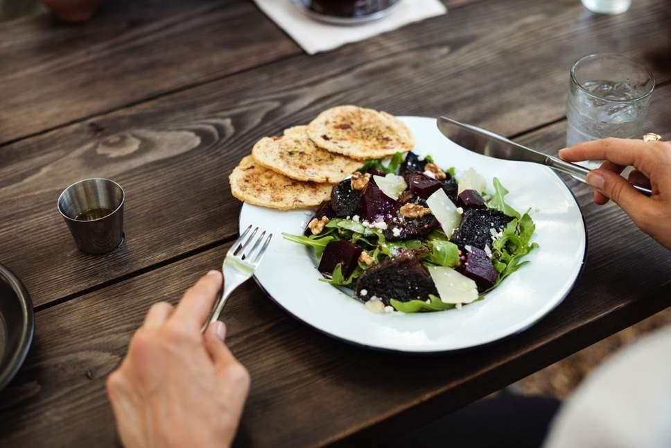 vegie-salad