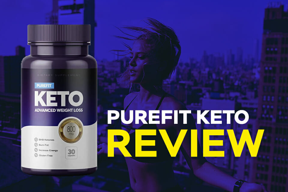Purefit Keto Review Featured Image