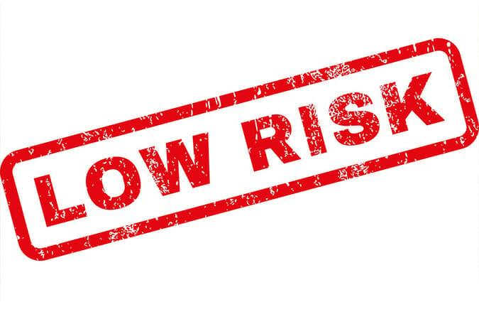 low risk image