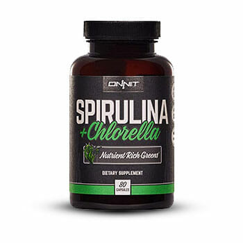 Onnit Spirulina & Chlorella