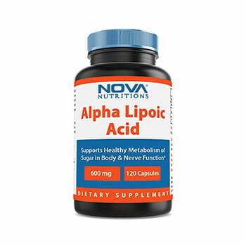 Nova Nutrition Alpha-Lipoic Acid