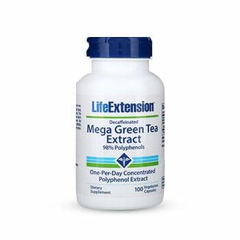 Life Extension Green Tea Flavanols