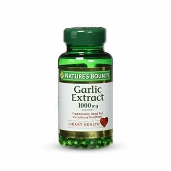 Nature's Bounty Garlic Extract