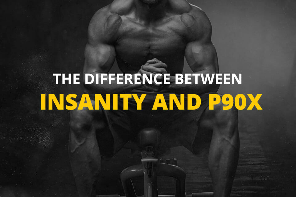 Insanity vs P90X Featured Image