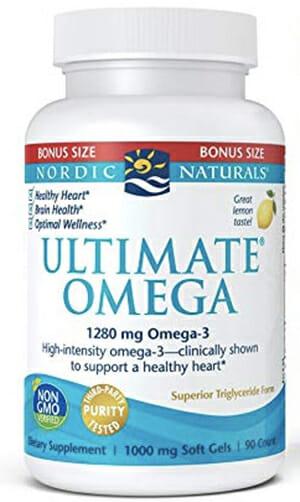 Nordic Naturals Ultimate Omega SoftGels