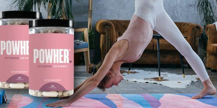 Powher Fat Burner Featured Image