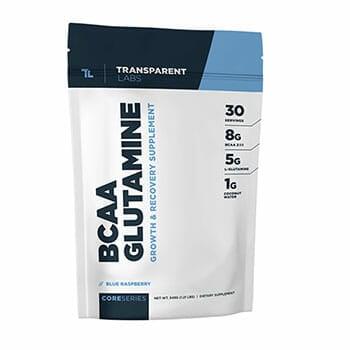 Transparent Labs BCCA Glutamine