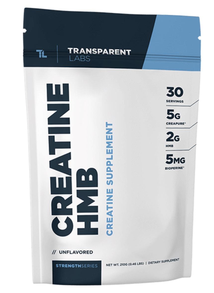 Transparent Labs creatine