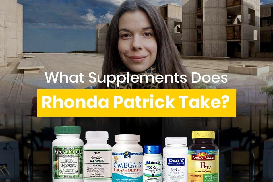 Rhonda Patrick Featured Image